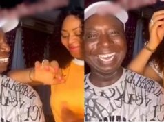 I Will Love To Be With My Wife In Labour Room – Regina Daniels' Hubby Says As They Love-Up On Live Video