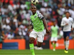 I'm Thinking About Returning To Super Eagles – Odion Ighalo Reveals