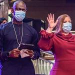 """""""Wearing Face Mask In Church Does Not Affect Your Connection To God"""" Pastor Laurie Idahosa Tells Christians Opposed To The New COVID19 Guidelines"""
