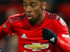 Man Utd Player, Angel Gomes Reacts After Old Video Of Him Receiving Healing At TB Joshua's Church Resurfaced Online