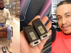 You Dine With Fraudsters But Abuse Pastors – Nigerians Attack Daddy Freeze As Video Of Him With Hushpuppi Emerges