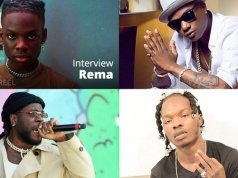 Rema Chooses Burna Boy Over Wizkid And Naira Marley, Gives Reasons (Video)