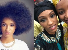 Di'Ja Replies Troll Who Used Her To Mock Actress Ramaha Sadau For Being Single