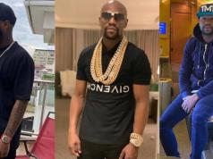"""Davido's Entire Net Worth Of $18million Is The Cost Of Floyd Mayweather's Wrist Watch"" – Man Says"