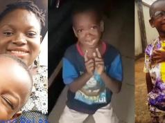 "I Didn't Make The Video To Abuse My Son – Mother Of Little Boy Who Begged Her To ""Calm Down"" Speaks Up"