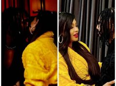 Love In The Air! Popular Actress, Angela Okorie Gets Engaged (Photos)