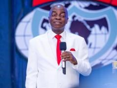 You Are Under A Financial Curse When You Don't Pay Your Tithe – Pastor David Oyedepo Says