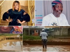 Pa James Gets A Brand New House From Funke Akindele After He Lost His Home To Flood