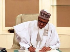 President Buhari Signs ₦10.81 Trillion Amended 2020 Budget