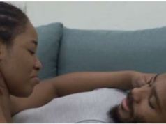 BBNaija2020: Erica And Kiddwaya Caught On Camera Having S*X (Video)