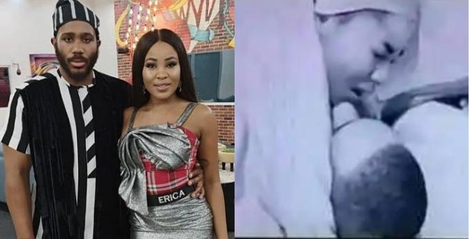 """BBNaija2020: """"When You Fingered Me, I Felt Like There Was Pepper In Your Hand"""" – Erica Tells Kidd (Video)"""