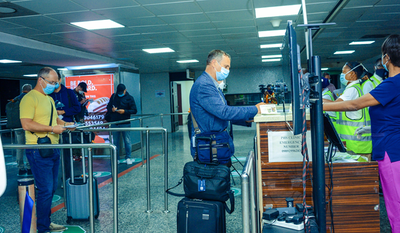 Federal Government Moves Forward Resumption Of International Flights To Sept 5