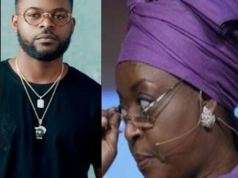 """Who Be Yahoo Yahoo Girl If No Be You"" Falz Blasts Diezani Alison-Madueke"