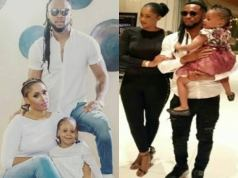 Singer, Flavour Reportedly Ties The Knot With First Baby Mama, Sandra Okagbue