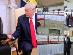 COVID-19: President Trump Finally Hands Over 200 Ventilators To Nigeria