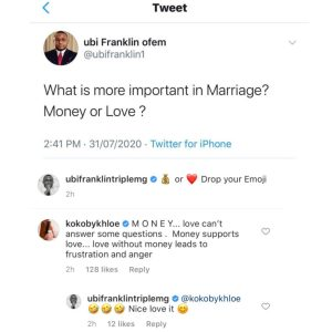 """Love Without Money Leads To Frustration And Anger"" – BBNaija Khloe"