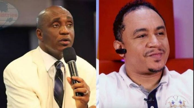 UPDATE: Daddy Freeze Replies Pastor David Ibiyeomie After He Called Him A Bast*rd For Insulting Oyedepo