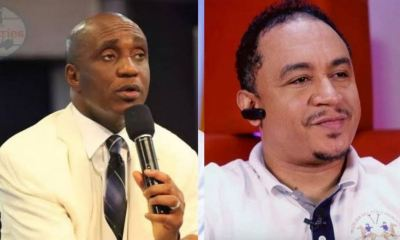 """""""Daddy Freeze Is A Bastard For Insulting My Father, Oyedepo""""- Pastor Ibiyeomie Blows Hot (Video)"""