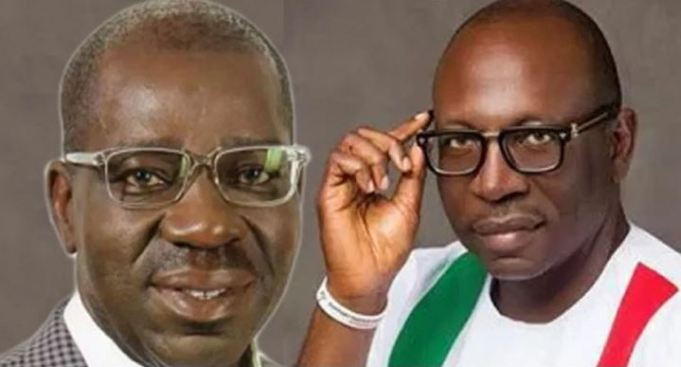 Edo Election: Obaseki, Ize-Iyamu Lock Horns In 12 Battleground LGAs Today