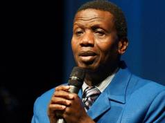 """Check Your Salvation If You Are Still Afraid Of Death At 70"" – Pastor Adeboye"