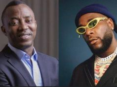 """I Am Not Fela, Leave Me Out Of Your Schemes"" - Burna Boy Warns Omoyele Sowore After Being Invited To #RevolutionNow Protest"