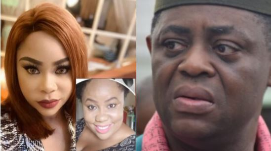 Exposed! How Fani-Kayode Battered His Ex-wife, Precious Chikwendu During Pregnancy, Assaulted Her For Six Years