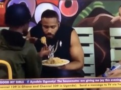 BBnaija: Laycon And Kiddwaya Eat Together After Erica's Eviction (Video)