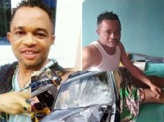 Oh No!! Nollywood Actor, Kingsley Orji Egbeigwe Rendered Crippled After Fatal Accident