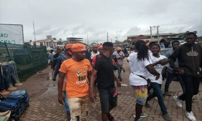DSS Releases 11 #RevolutionNow Protesters In Osun