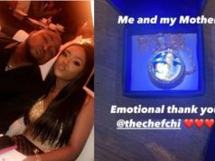 Davido Shows Off The Special Birthday Gift Chioma Gave Him Which Made Him 'Emotional' (Photo)