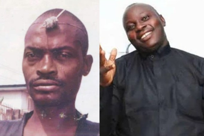 Nigeria's Most Wanted Robbery Kingpin, Shina Rambo Is Alive, Now Born Again Christian (Photo)