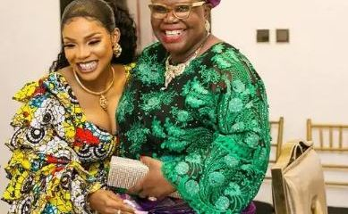 """""""No Wonder She Didn't Want Any Birthday Party"""" - Iyabo Ojo Says After Finding Out Her Mum Lied About Her Age"""