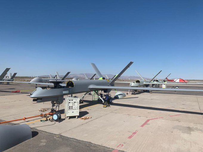 Sophisticated Drones Capable Of Fighting Boko Haram, Bandits for 26 Hours Nonstop Nigeria Just Acquired (Photo)