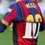 Barcelona Told To Retire Messi's Number 10 Shirt In Honour Of Late Maradona