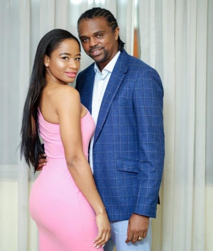 Kanu Nwankwo The Football legend, Reacts After Osaze Odemwinge Slammed His Wife, Amara For Wooing Him (Video)
