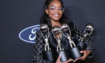 Marsai Martin Black-ish Star, Breaks The Guinness World Record For Youngest Hollywood Executive Producer