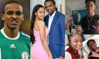 Amara Kanu Reacts Finally After Being Accused of Secretly Chasing Osaze Odemwingie