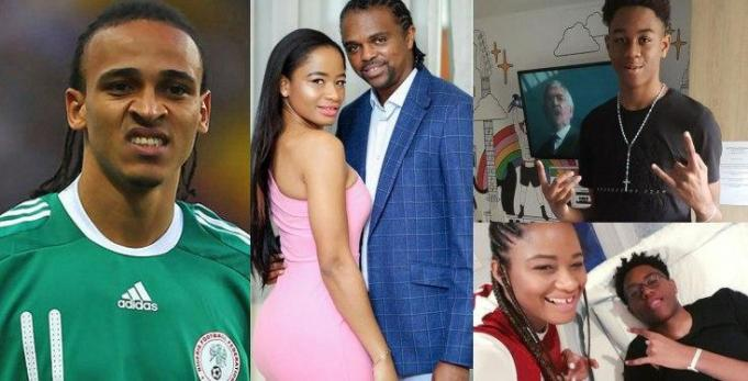 Drama as Osaze Odemwingie Blasts Kanu Nwankwo's Wife For Chasing Him