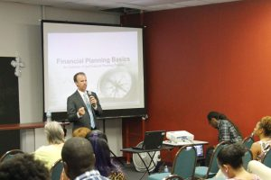 financial workshop marketing