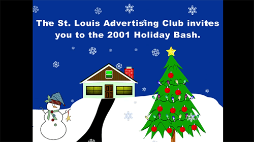 t adClub holidayParty