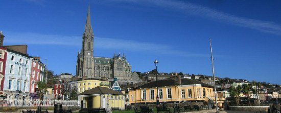 Cobh, Ireland, from the visit cobh webpage