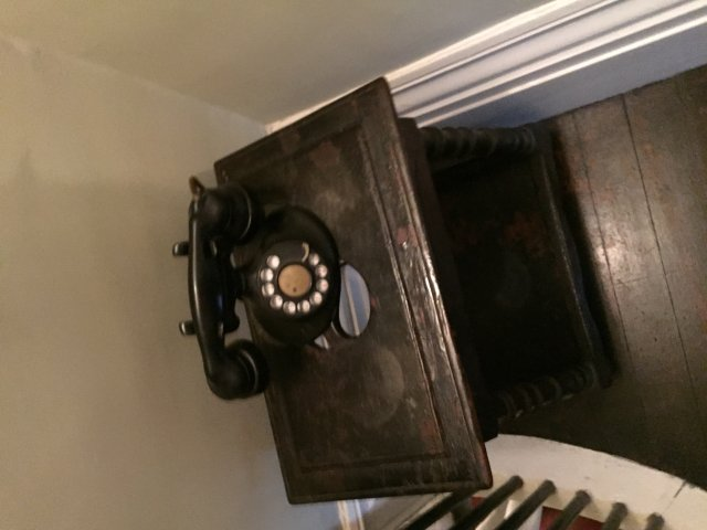 Nichols House - original telephone