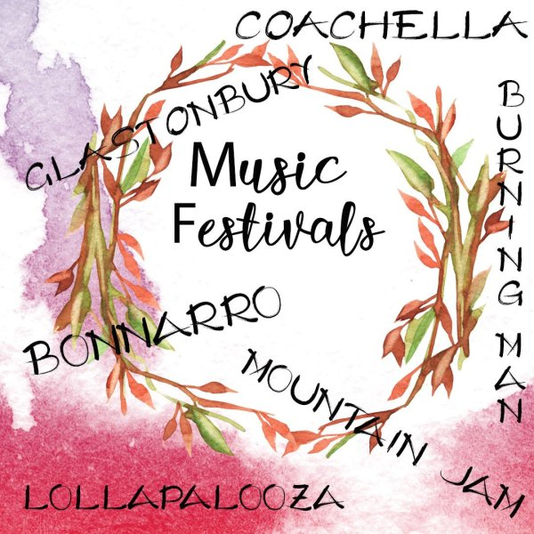 Cool Clothing Options to Make Music Festivals Fun