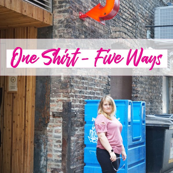 5 Ways to Style a Shirt