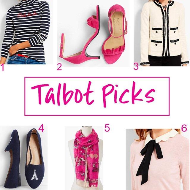 Talbot-Picks