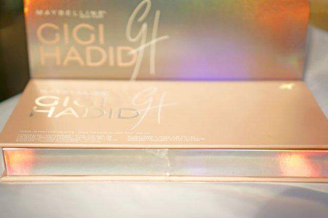 Gigi Hadid Jetsetter Palette