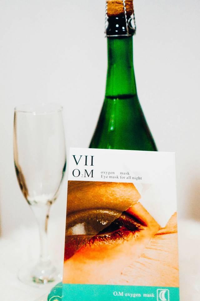 Champagne-and-VII Code-box