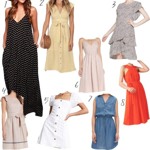 Dresses for Summer 2019
