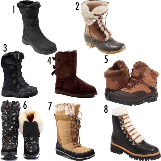 Boots for Winter Top 8