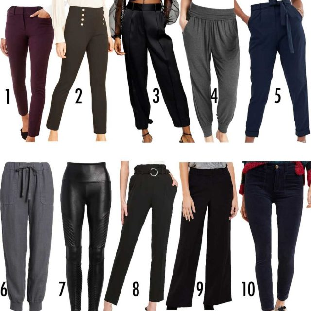 10 Pairs of Trousers